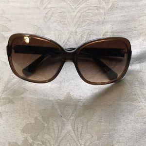 Coach Sunglasses Brown Pink Perri HC 8032 L908